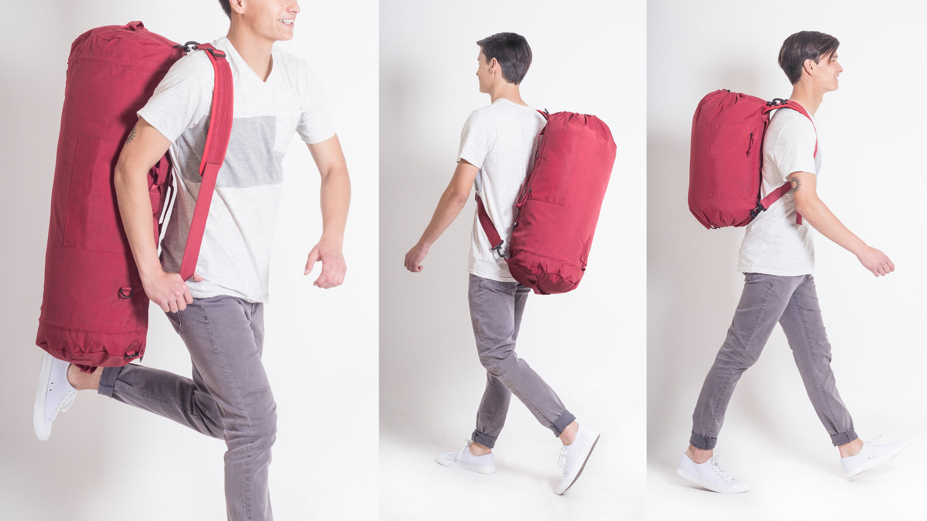Piorama The Adjustable Bag