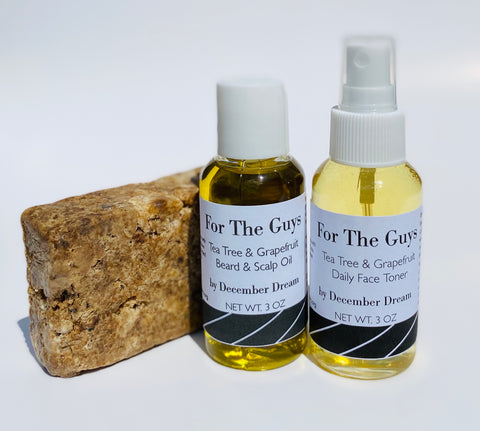 Tea Tree & Grapefruit Skin Care Bundle