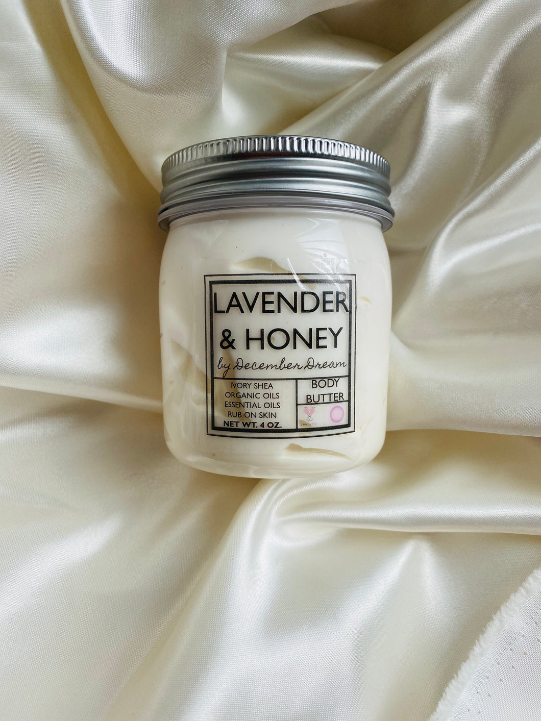 LAVENDER & HONEY BODY BUTTER