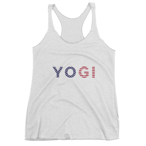 Yogi Stars and Stripes Tank