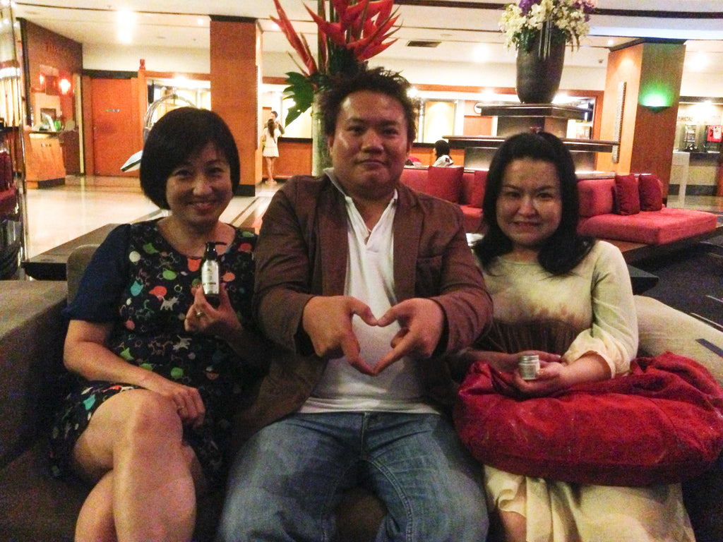 15 November 2013 - Grace & Yan - Hong Kong