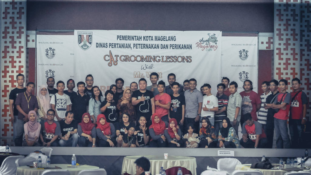 Grooming Seminar & Workshop - @Central Java - 4 April 2015