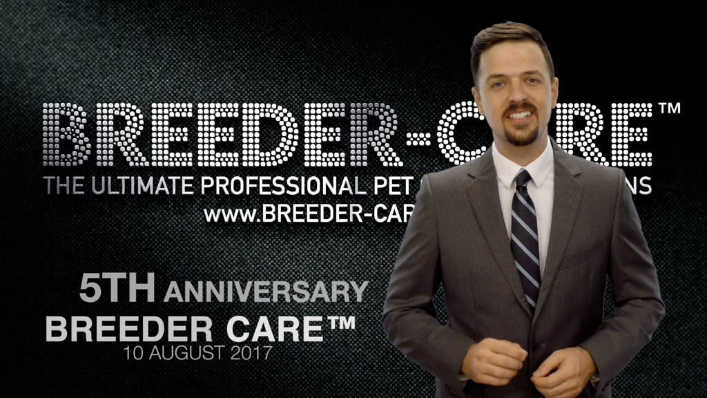 BREEDER-CARE™ is on the way to the Half-Decade Milestone Check Point On 10 August 2017