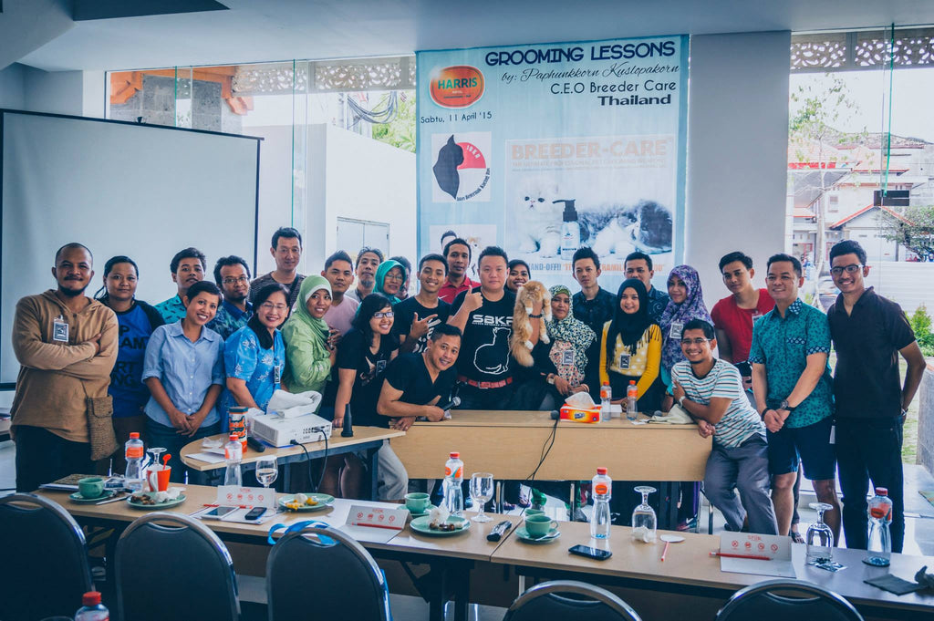 Grooming Seminar & Workshop - @Bali - 11 April 2015