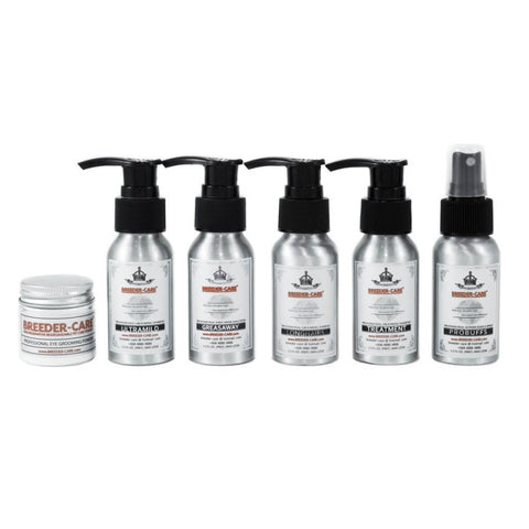 SHOW & TRAVEL KIT (LONGHAIRS PET GROOMING)
