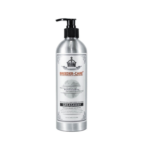 FRS GREASAWAY PET DEGREASER SHAMPOO 16 OZ