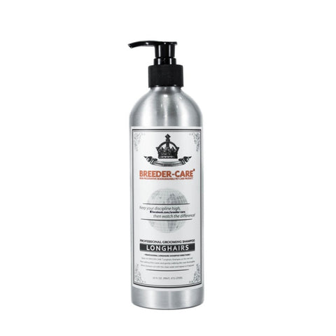 LONGHAIRS PET SHAMPOO 16 OZ