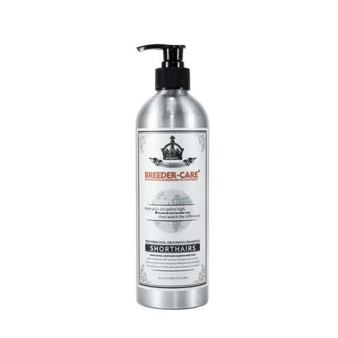 SHORTHAIRS PET SHAMPOO 16 OZ