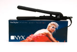 Onyx Angled 100% Ceramic Hair Straightener
