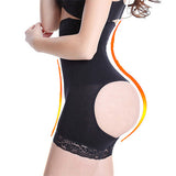 Sexy high waist butt lifter espartilho butt booty lifter with tummy body shaper women control enhancer waist trainer cincher