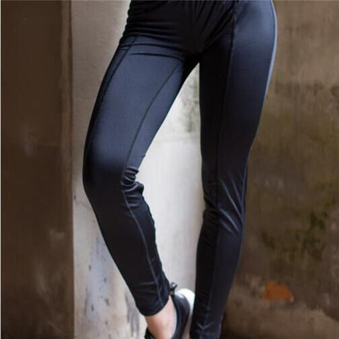 Women Fitness Cutout Tie Cuff Yoga Pants Sport Leggings Running Tights Gym Dance Pants Sportswear Active Workout Sport Clothing