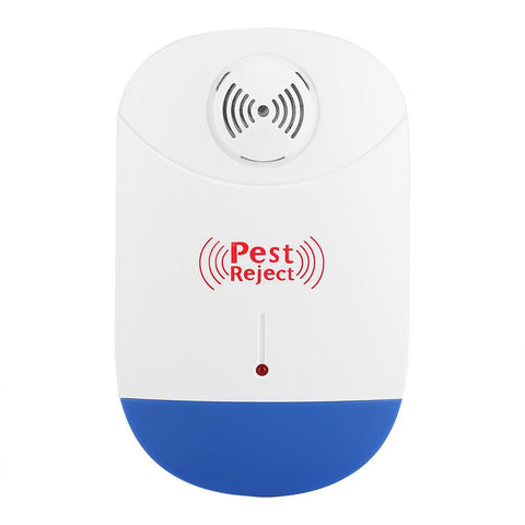 Indoor Electronic Ultrasonic Pest Repeller Electronic Pest Repeller Pest Control Repeller Home Use US Plug