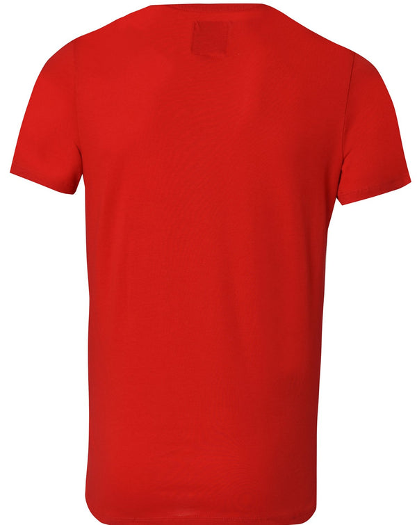 Suslo Couture Red Lion l | Printed T-Shirt