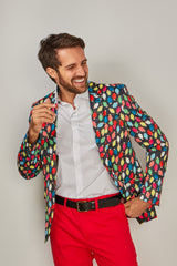Suslo Couture Christmas Lights | Sport Blazer