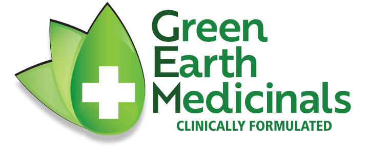Green Earth Medicinals logo