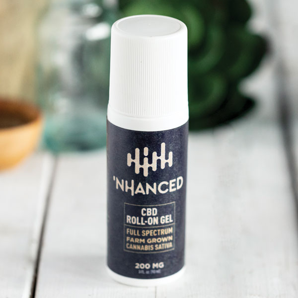 'NHANCED CBD Roll‑On Gel