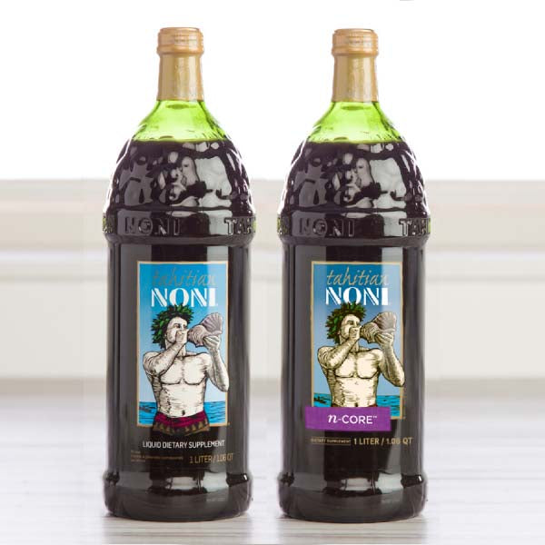2 Noni Juice 2 N-Core 4-Pack