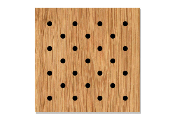 Perforated Acoustic Wood Panels Muranoacoustics