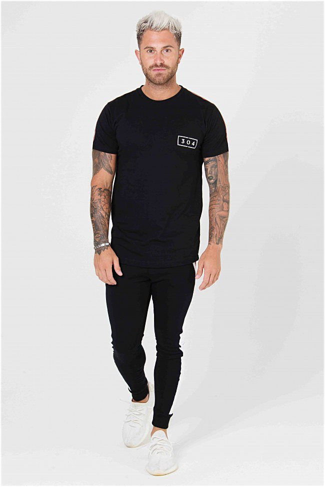 304 Clothing Cult Tee - Black - 4