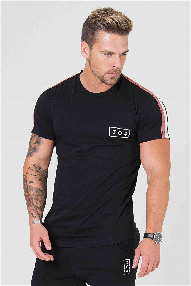 304 Clothing Cult Tee - Black - 2