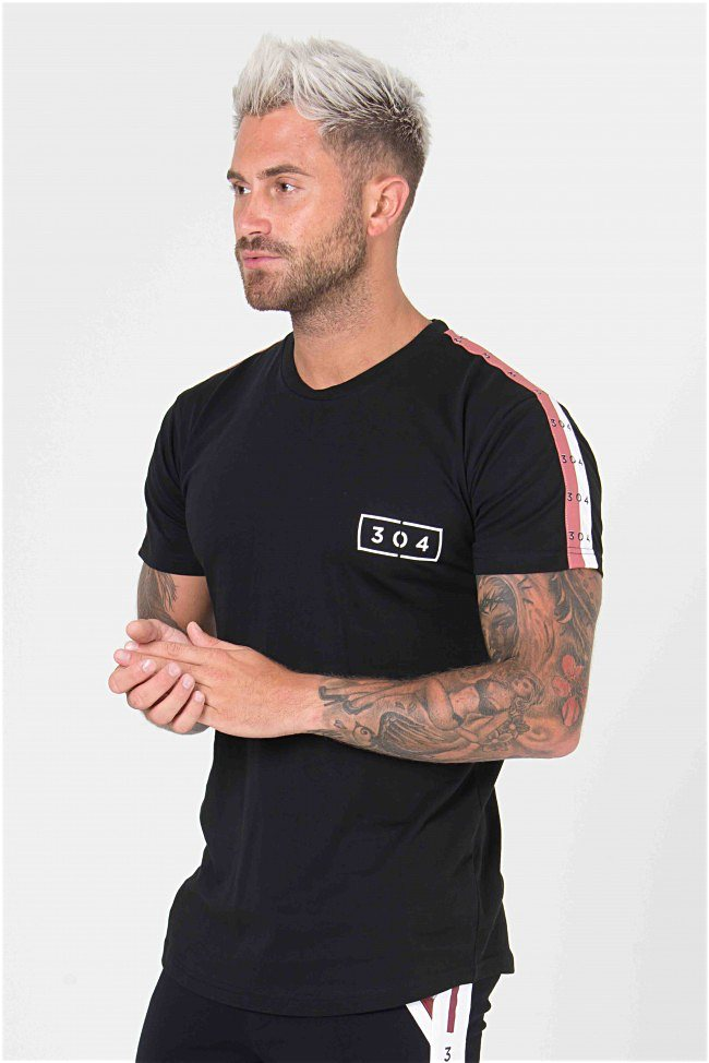 304 Clothing Cult Tee - Black