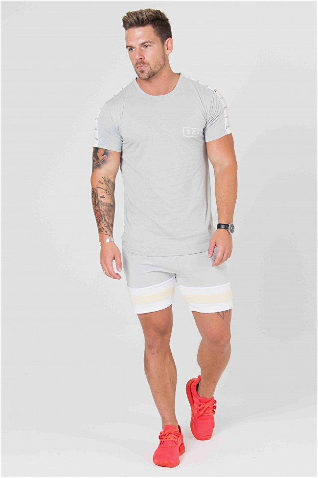 304 Clothing Cult Tee - Grey - 1