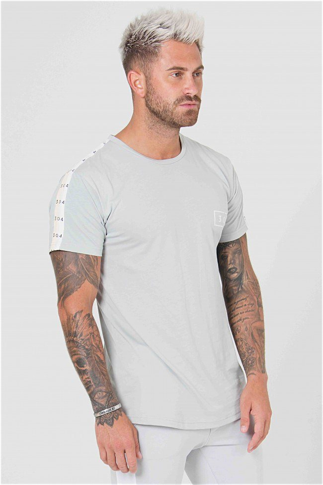 304 Clothing Cult Tee - Grey - 2