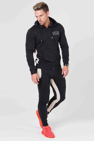 304 Clothing RJ Hoody - Black  - 1