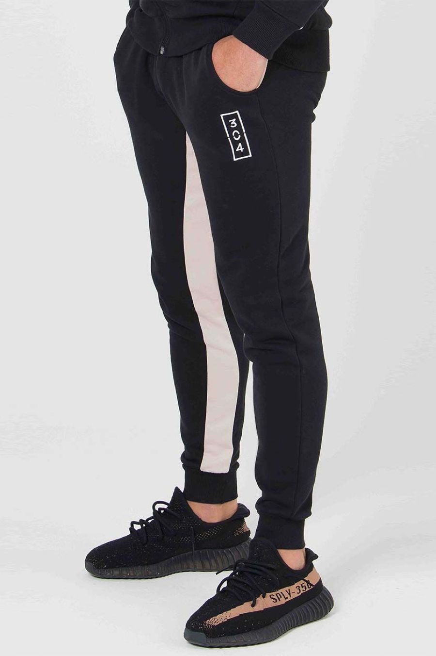 304 Clothing RJ Joggers - Black - 4