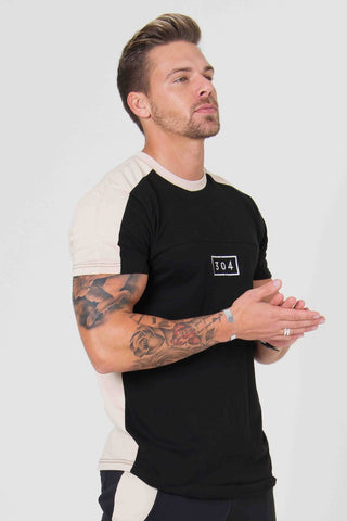 304 Clothing  RJ Tee - Black