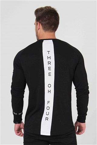 304 Clothing Venice Long Sleeve Tee - Black