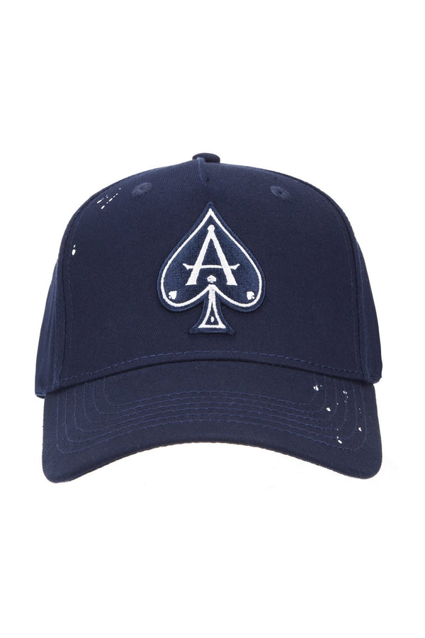 Ace Vestiti BaseBall Cap - Navy - 1