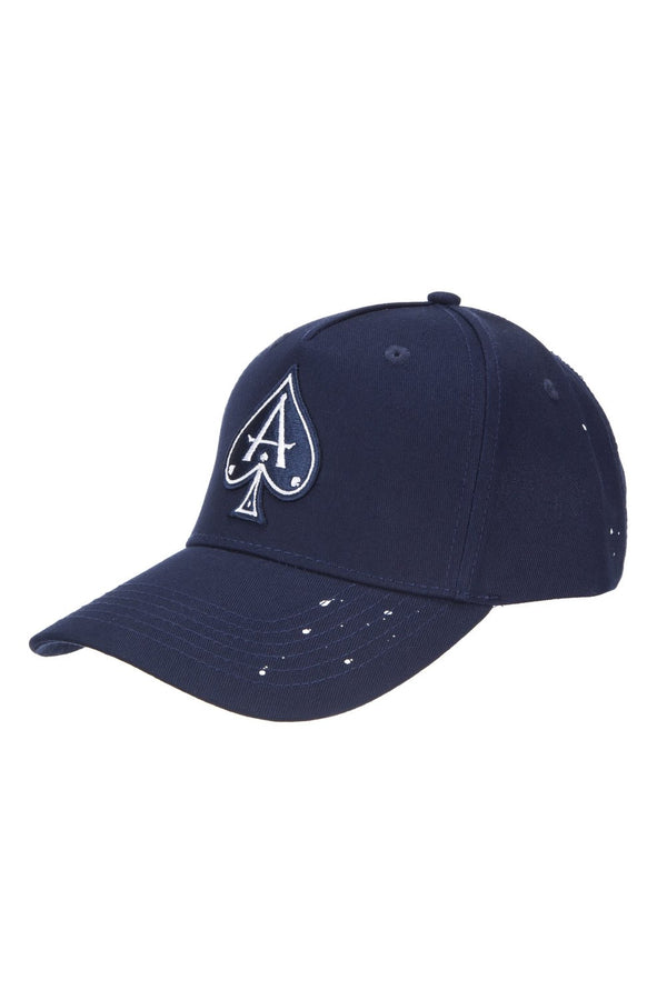 Ace Vestiti BaseBall Cap - Navy - 2