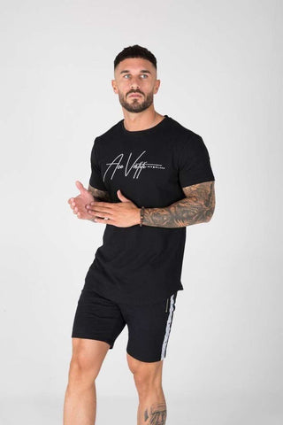 Ace Vestiti Signature T-Shirt - Black - 1