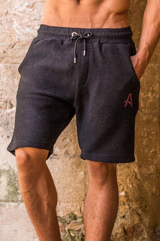 Aces Couture Shorts- Black