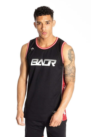 BADR Sport Basketball Vest Savage - Black