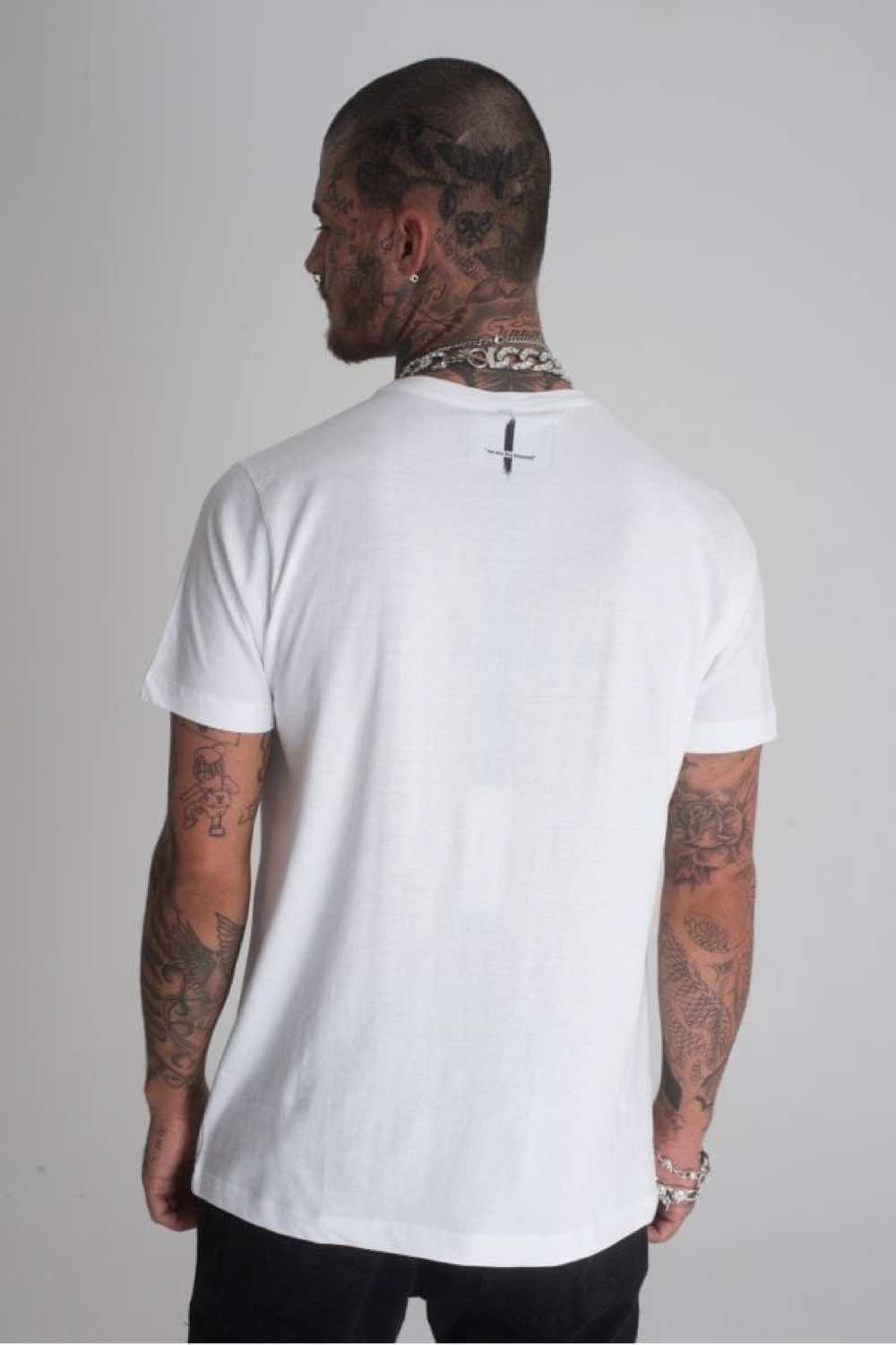 Blessed Rotty T-Shirt - White - 1