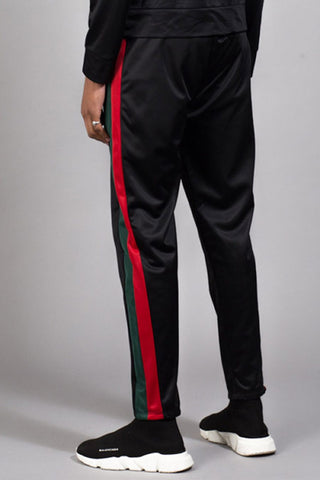 Criminal Damage Cuccio Joggers - Black - 1