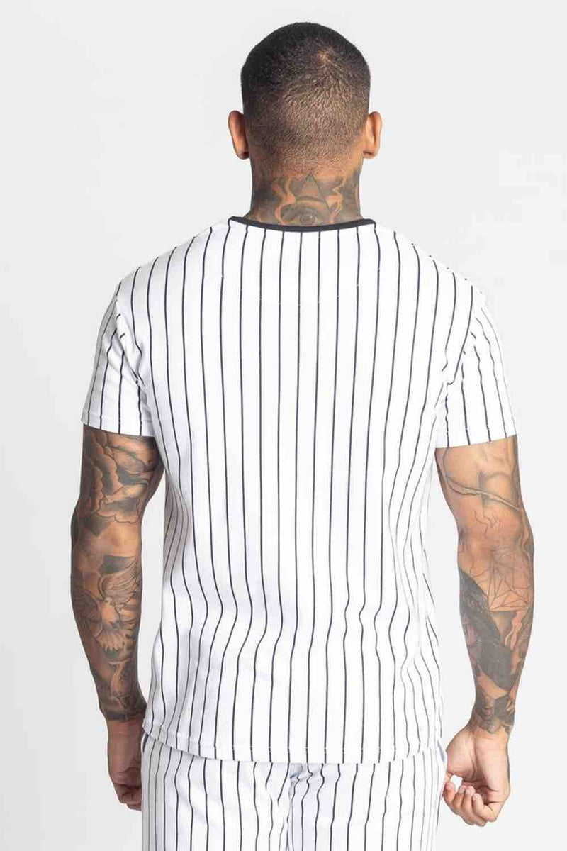 Fresh Couture Brousse T Shirt - White/Black - 3