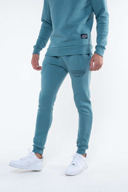 Fresh Couture Flux Joggers - Teal