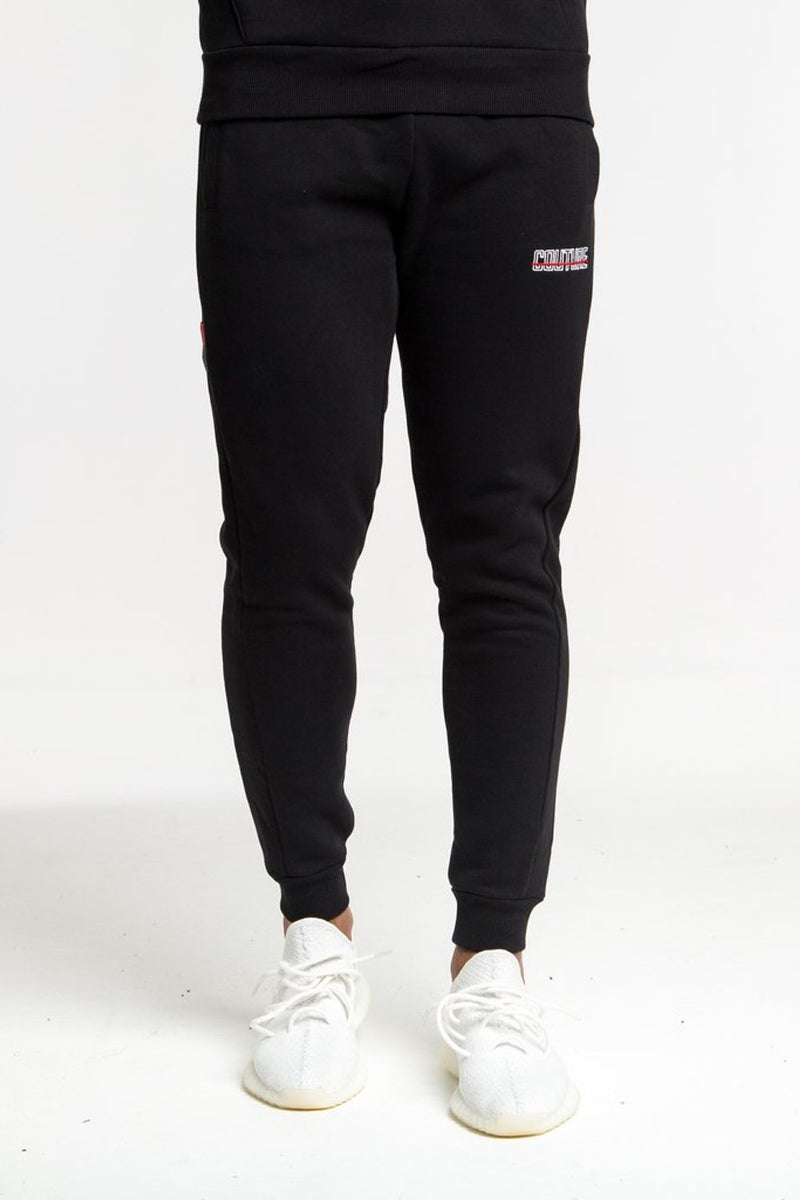 Fresh Couture Metz Joggers - Black