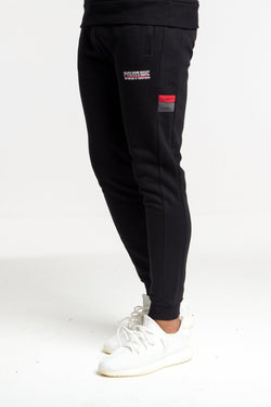 Fresh Couture Metz Joggers - Black - 1