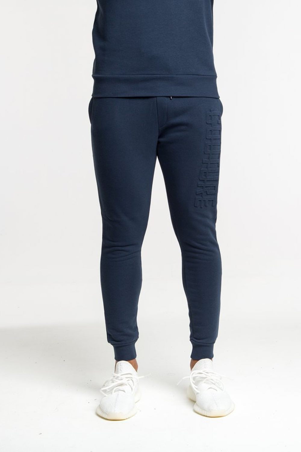 Fresh Couture Monaco Joggers - Navy - 2