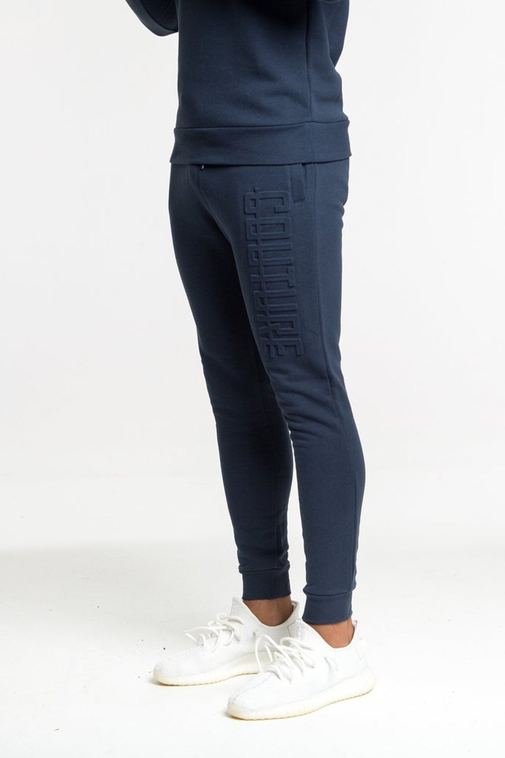 Fresh Couture Monaco Joggers - Navy - 3