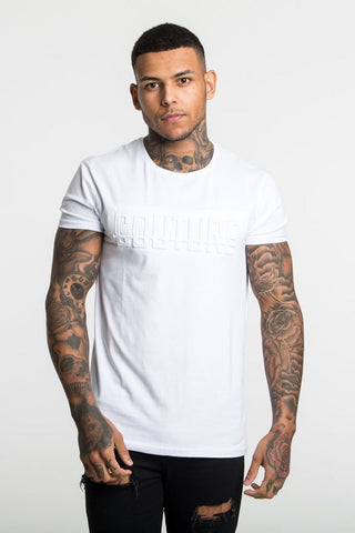 Fresh Couture Monaco T-Shirt - White
