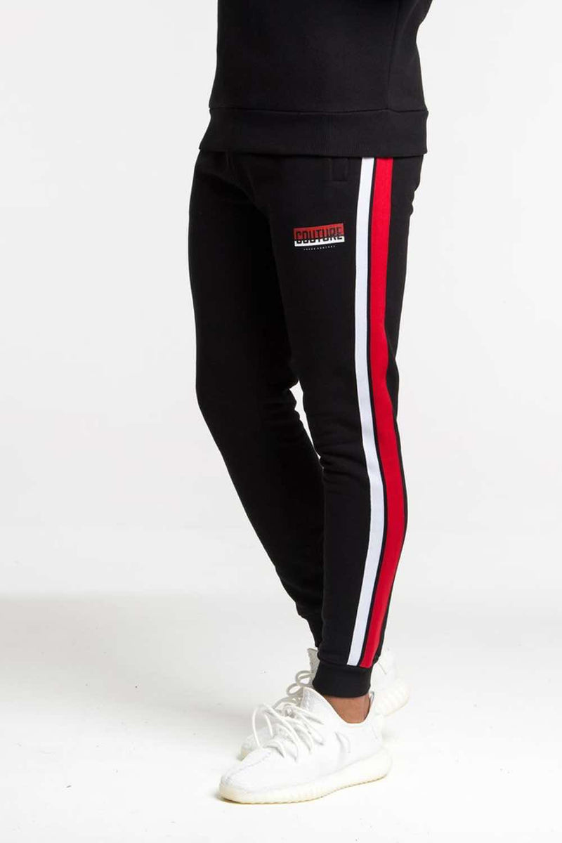 Fresh Couture Paris Joggers - Black - 1