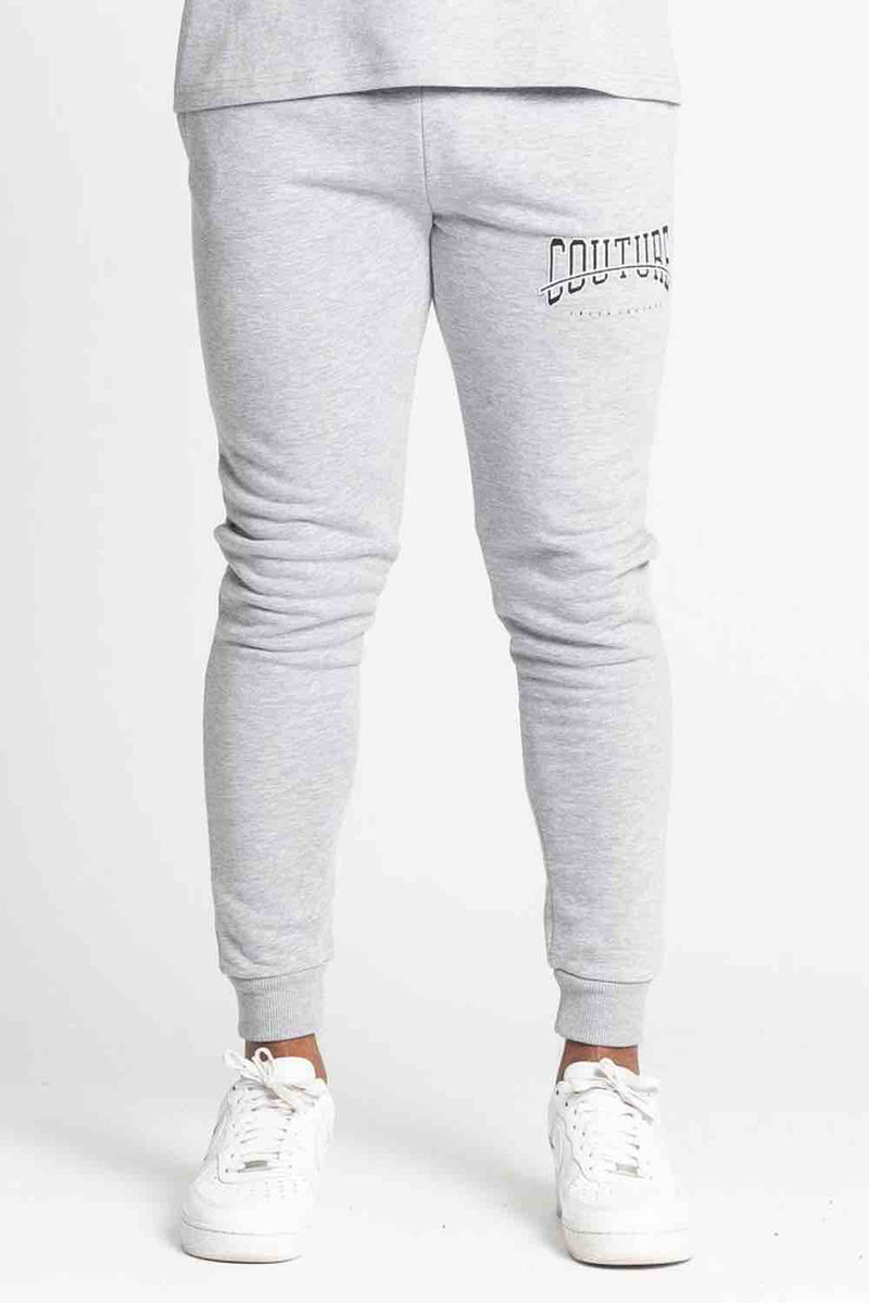 Fresh Couture Rousillon Jogger Pants - Grey