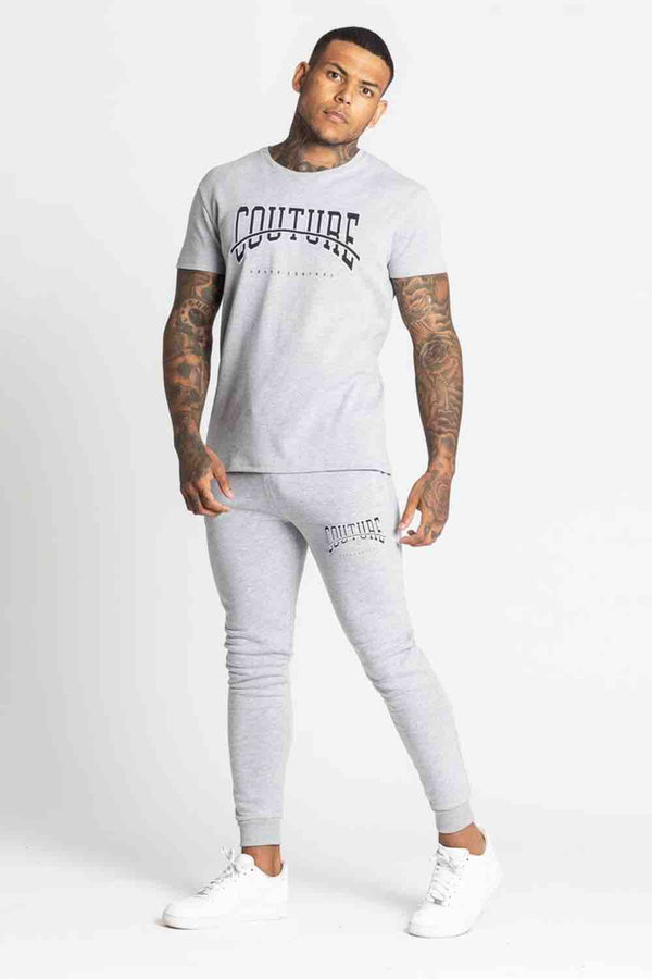 Fresh Couture Rousillon Jogger Pants - Grey - 2