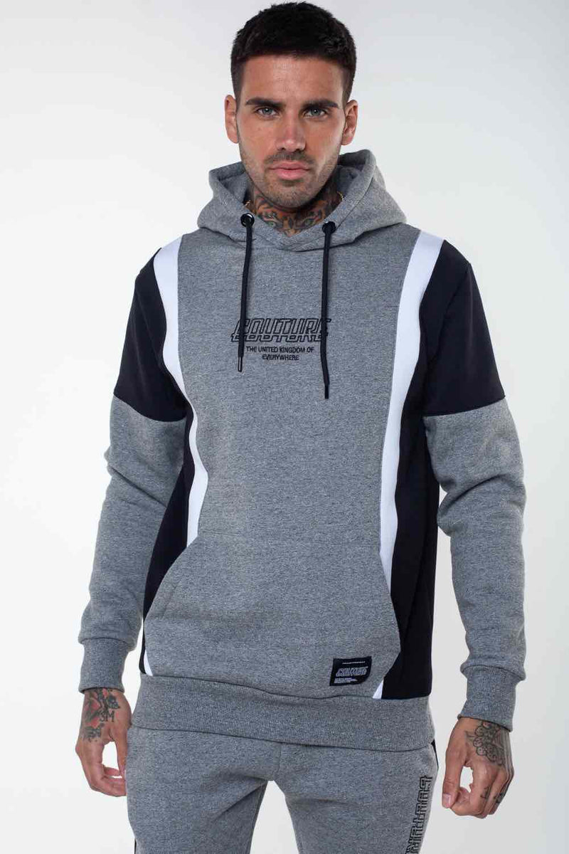 Fresh Couture Valencia Hoodie  -  Grindle/Black