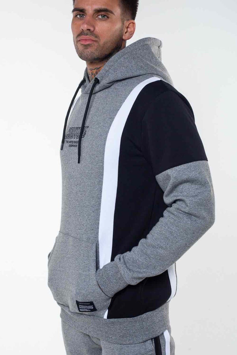 Fresh Couture Valencia Hoodie  - Grindle/Black - 1